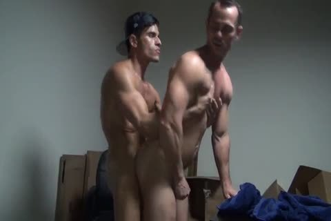 Owen Hawk & Rafael Carreras plowing Hard