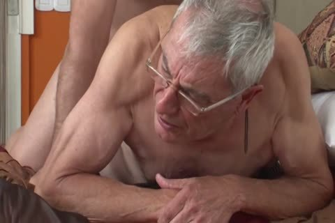 banging An old daddy bare