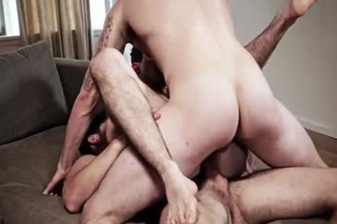 gigantic Dicked Hunks Flipflop Woth sex cream flow
