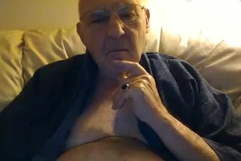 grandpa jack off On webcam