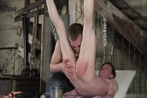naughty twinks Domination And Facial