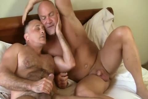 Wicked bear guys banging
