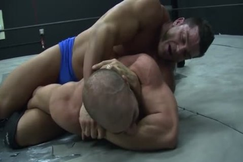 greater amount sleazy Wrestling males