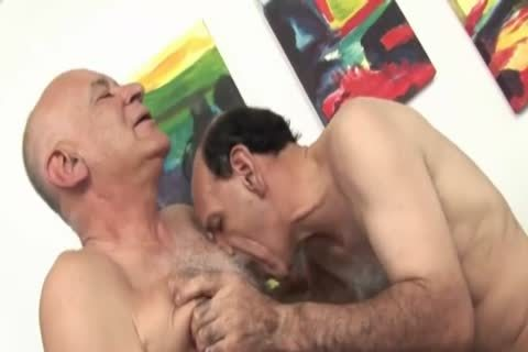 3some Sex With Grandpas
