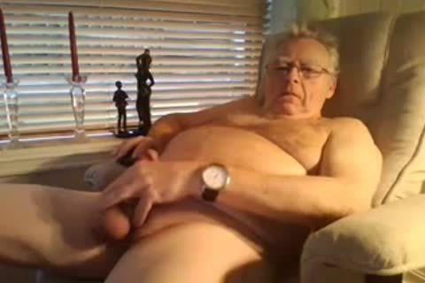 grandpa love juice On webcam
