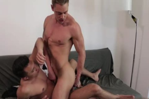 large 10-Pounder wang ass To face hole With cumshot