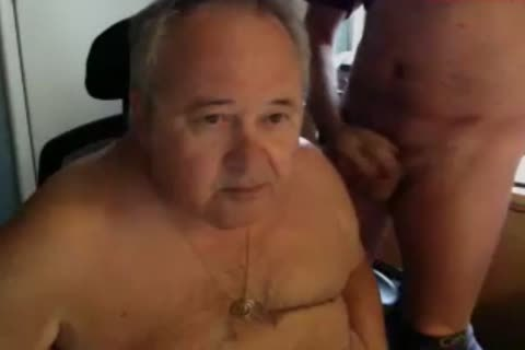 grandad suck On web camera