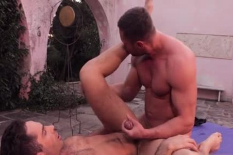 Russian homosexual Foot Fetish And ejaculation
