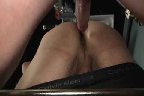 thick dong homo anal plow With sperm flow