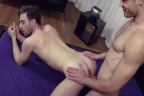 Large weenie twink butthole plow with ejaculation