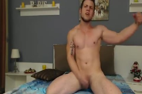 juicy lustful Lad likes Talking messy