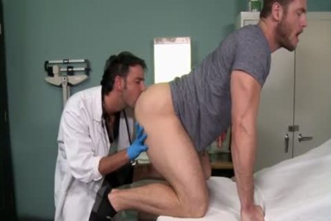 Muscle Doctor pooper sex And jizz flow