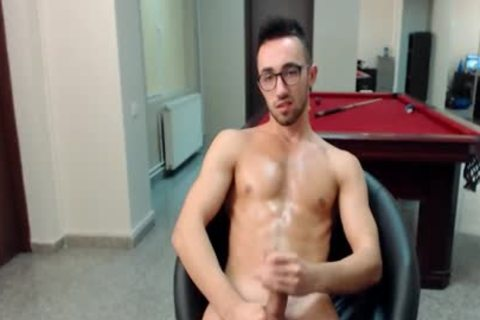 Flirt4Free Marshall penis - European twink Jacks Off His throbbing Uncut 10-Pounder