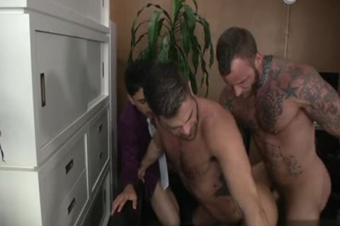 Large dong homo flip flop and creampie