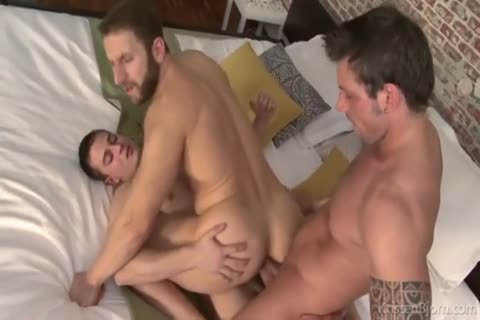 The Superlatively nice Of Homo double penetration - butt DP Part 4