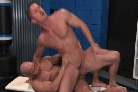 Muscle gay ass And ass ejaculation