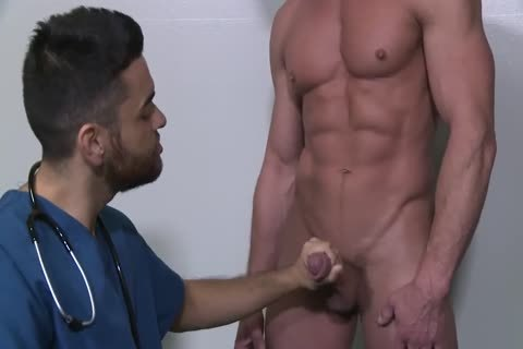 juvenile Doctor gets pounded By A naughty Muscle Daddy On His First Day..Jamesxxx7