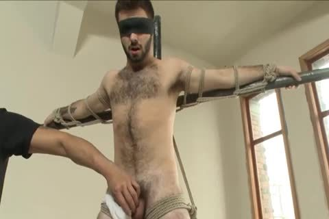 Sadomasochism southern man acquires his dick edged