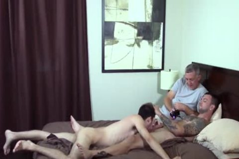 Barebacked & Creampied straight Buddies Lee & Adam
