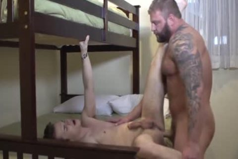 Colby jansen gets nailed by rocco steele raw