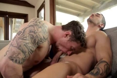 A homo sex session in the great outdoors