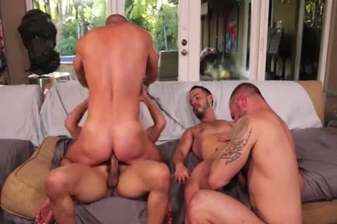 Rizzo, Lords, Andreas & Stevens - Muscled bang