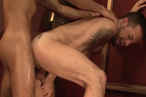 Palatable cocks in bare gay sex