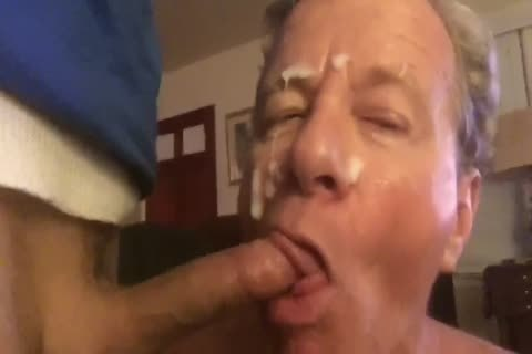 Anal worship massage excited faggot cleans arse