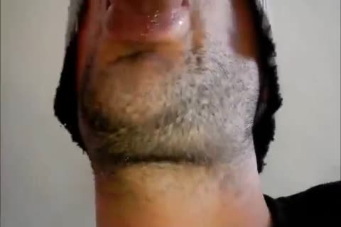 bizarre close up of my penis getting deep throated two/three