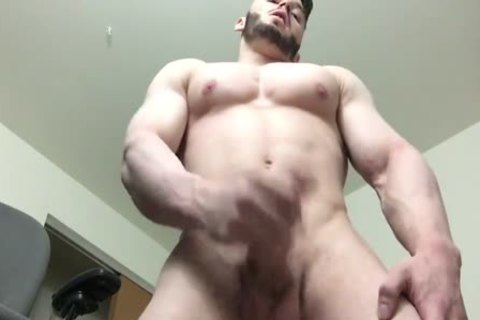 Verbal Muscle Hunk two