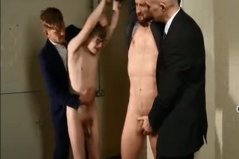 Captured Held And naked 6