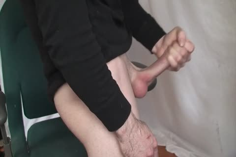 Morning Masturbation Session - Matthias Christ