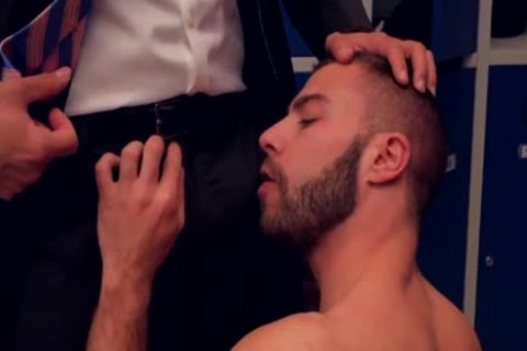 The huntsman teddy torres and marco gagnon anal dril