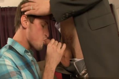 sleazy homo irrumation-sex And ejaculation