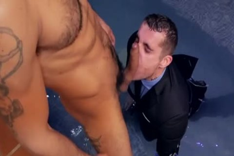 Muscle gay ass sex With cream flow