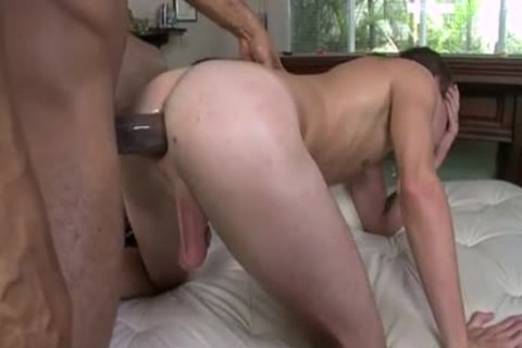 Interracial twinks in uniform supreme ana