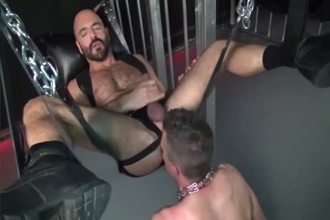 Two homo men have a fun bare ace plow together