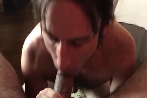 engulfing A small Uncut penis For A thick Load!
