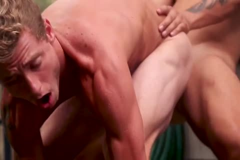 Incredible homosexual Scene With Muscle, Sex Scenes