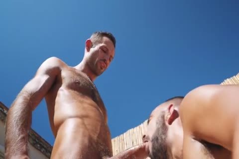 Lustful homo video with muscle massive dick scenes