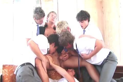The pleasing Seminarians  Sacred   oral stimulation orgy