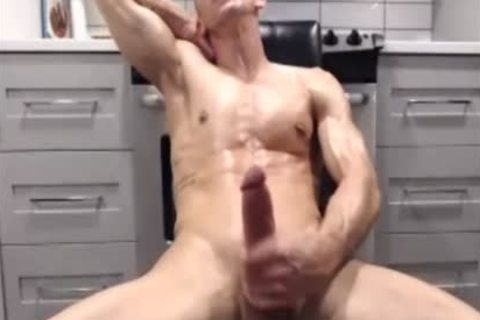 Tough verbal daddy bb fucks cute hung pup