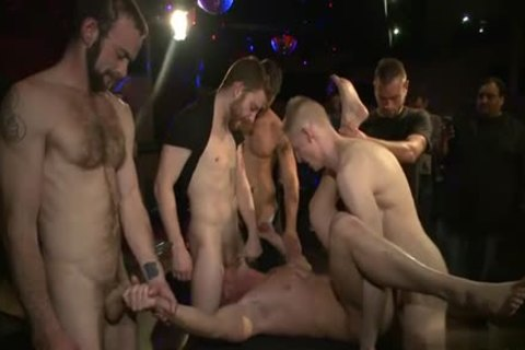 Muscle homo bound And cumshot