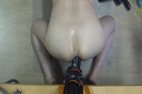 lengthy Time Self Fuking With A big fake penis