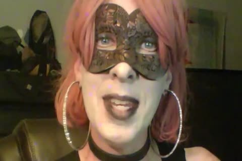 charming Dancing Goth Cd cam Show Part 2 Of 2