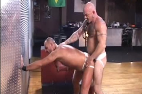 Flogged And Sling screwed