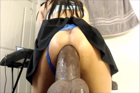 Incredible CD nailing Her hole