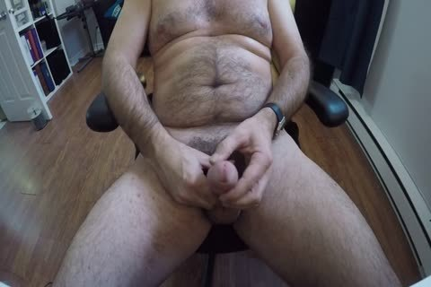 Monstrous ramrod homosexual dildo with ejaculation