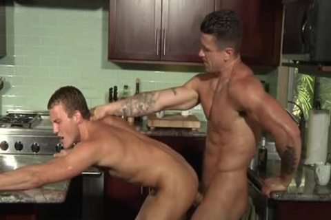 Trenton Ducati And Alex Andrews butthole fucking