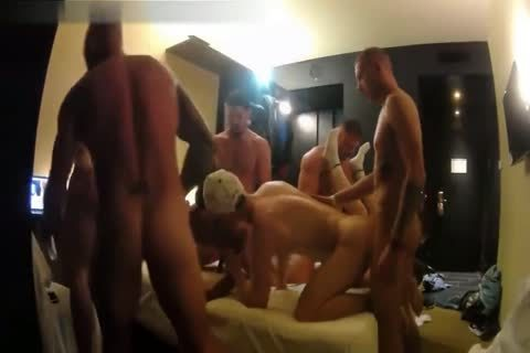 Raw gangbang euro twink party